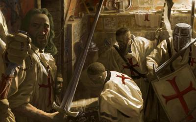 The Knights Templar